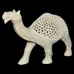 Soapstone Jaali Camel