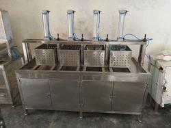Jmd India Automatic Pneumatic Paneer Press