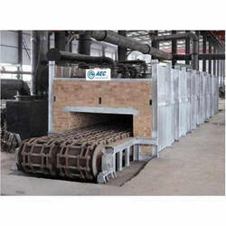 Continuous Curing Furnace