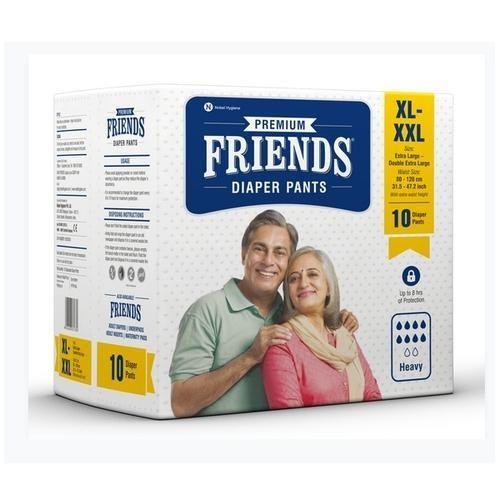 Friends Adult Diapers Pants
