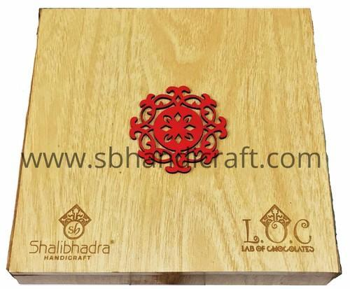 L O C Lab Of Chocolates Wooden Chocolate Boxes Exporter From Mumbai