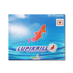 Lupikrill Softgel Capsules