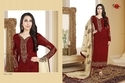 Embroidered Full Sleeve Palak Salwar Suit