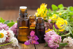 Aromatherapy Use Essential Oil