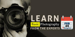 Basic Photography Workshop - Learn the Secrets