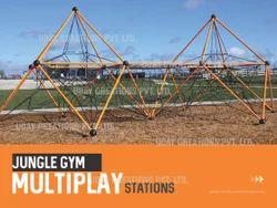 Jungle Gym Multi Play Station