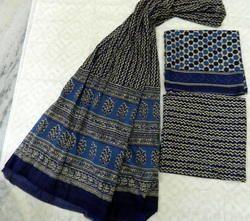 Aaditri Chikan Dress Material