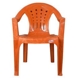 Orange Plastic Chairs