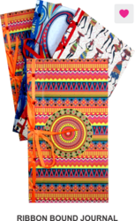 Ribbon Bound Gift Journal