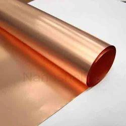 Copper Foil 12um (One Side Coarse)