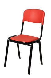 Fibre Seat Back Hotel Chair