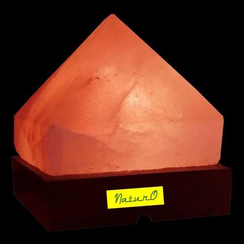 Naturo Pyramid Lamp