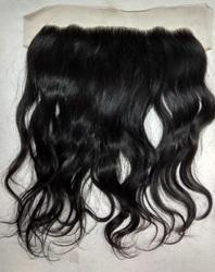 Frontal Natural Body Wavy Hair