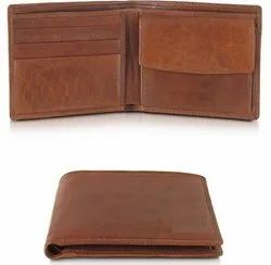 Brown Leather Men's Wallet