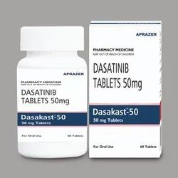 Dasakast - Dasatinib Tablets 50 mg