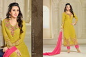 Full Sleeve About Look Salwar Suit