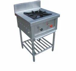 Bulk Cooking Gas Range
