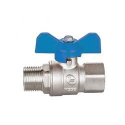 Ball Valve with Male Fitting