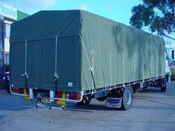 Heavy Transport Tarpaulins