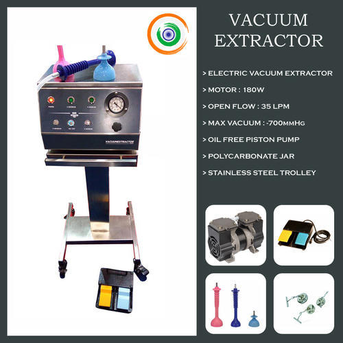 Medical Vacuum Extractor Machine ~ Suction machine portable and medical