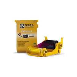 Zebra ZXP3 800033-336IS Half Panel Colour Ribbon