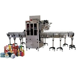Automatic Monoblock Filling And Capping Machine