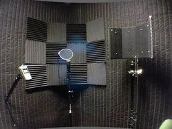 Vocal Booth Setup Service