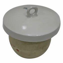 Crucible Lids Basins Alumina Ware