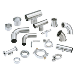SS Fabricated Fittings