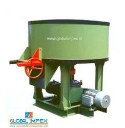 Pan Mixer For Building Construction
