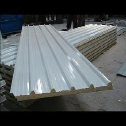 Insulated Panels Sandwich Puf Panel Manufacturer From