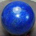 Lapis Round Cabochon Stone