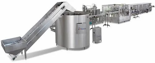 Mineral Water / Packaged Drinking Water Plants
