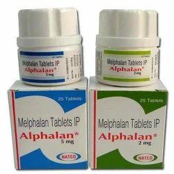 Alphalan - Melphalan Tablets