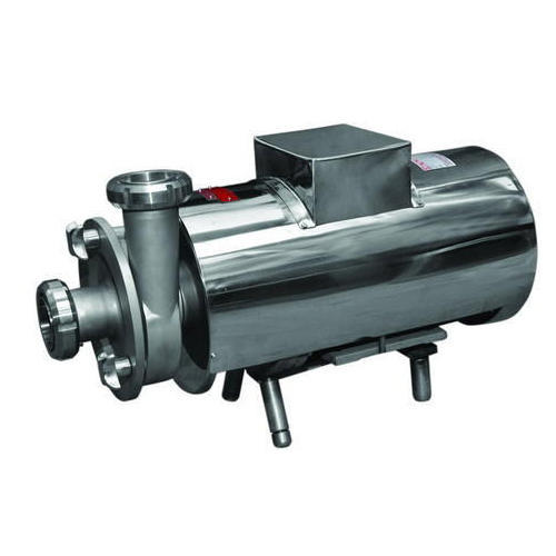 SS304 Sanitary Milk Centrifugal Pump
