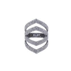 Trendy Fashion Diamond Ring