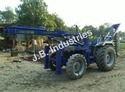 Pit Digging Machine and Pole Lifter