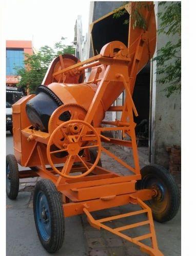 10/7 CFT Mechanical Concrete Machine (300 Ltr.)