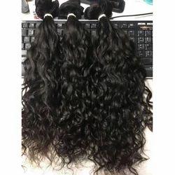 Temple Hair Deep Curly Hair