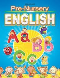 Pre-Nursery English Book