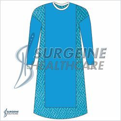 Adhesive Gown