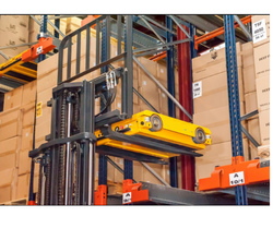 Pallet Load Warehouse Lift