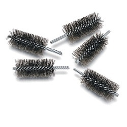 Small Twisted In Wire Brushes