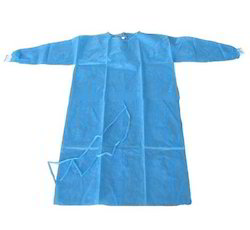 Disposable Lab Coat Non Woven
