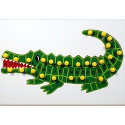 Alphabet Aligator Cart
