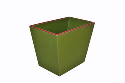 Leatherette Dustbin
