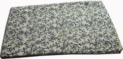 Hand Block Cotton Floral Printed Fabric Indian Printed Fabric Print