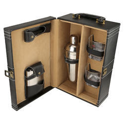 Black - 02 Portable Cocktail Set