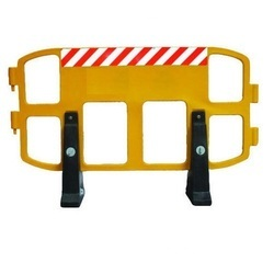 Perforated Barricade Fence 2 Mtr