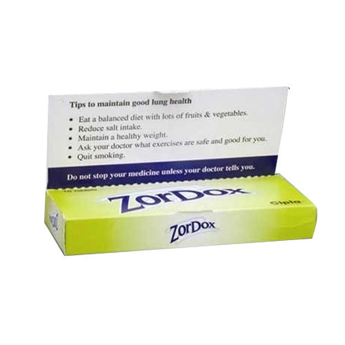 Anti Asthmatic Medications Zordox Exporter From Kalyan
